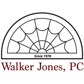 Leadership Fauquier Sponsor Walker Jones, PC